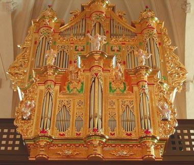 St Gertruds kyrka (Tyska kyrkan)
