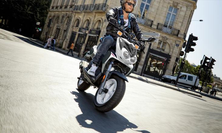 AM Moped Klass I / Förarbevis moped klass II